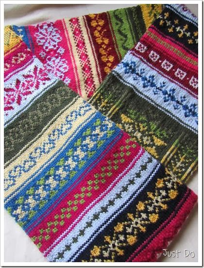 184 best fair Isle knitting images on Pinterest | Fair isles, Fair ...