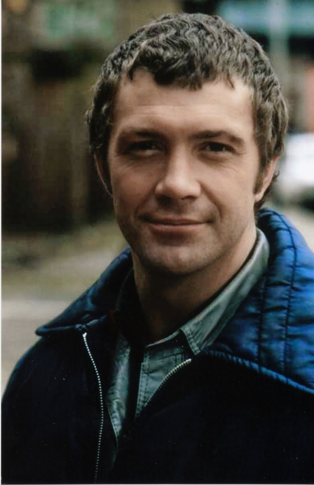 Lewis Collins...the one...the ONLY ...Bodie from The Professionals