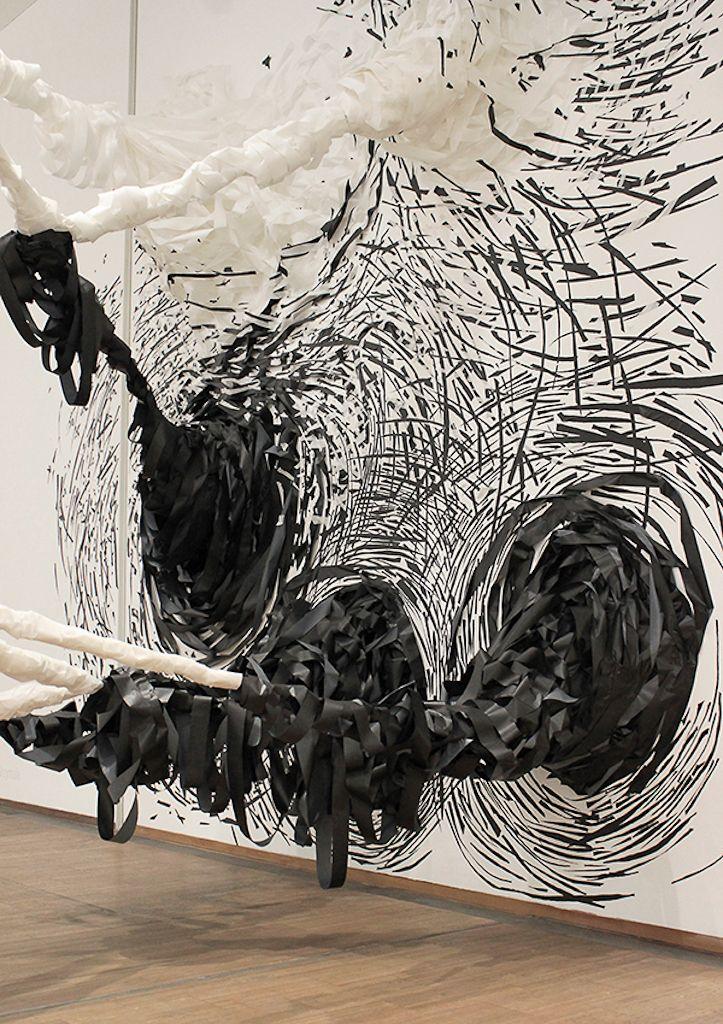 monika-grzymala, installation, conceptual-art, in-situ, art-contemporain