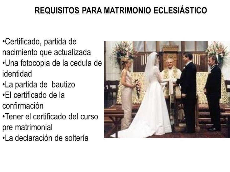 25 best ideas about requisitos para el matrimonio on pinterest lista de planejamento de - Requisitos para casarse ...