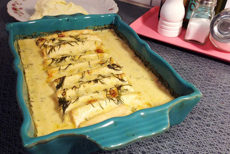 """Veg ugnsform med fusk/fiskgratäng med tofu, dill, citron senap.//   (SWE) Veg """"fish""""-gratin with tofu, dill, lemon, mustard"""