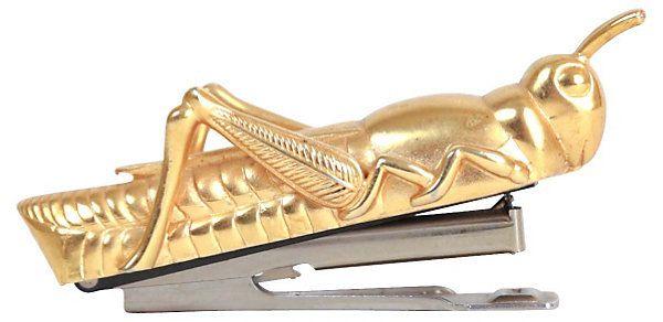 Golden Grasshopper Stapler | Love the Look | One Kings Lane