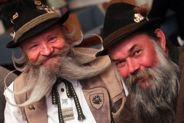 25th Garmisch-Partenkirchen Beard Championships