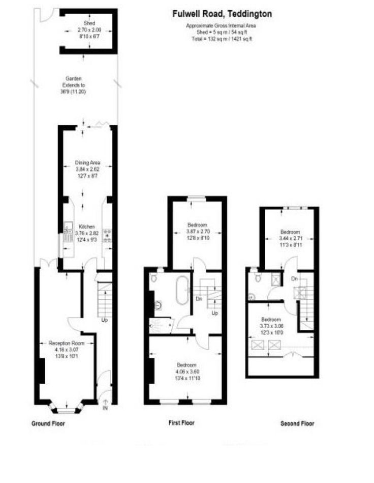 11 best Terrace House Floor Plans images on Pinterest