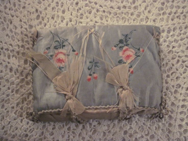 Franse lingerie map. | Brocante | Eleonore