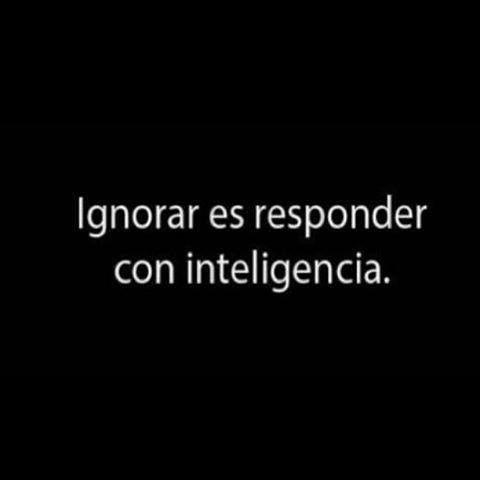 responder con inteligencia