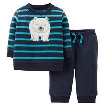 Child of Mine made by Carter's Infant Boys 2-Piece Pant Set