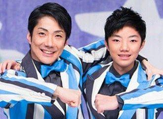 映画『のぼうの城』や、 2015年1月に放送されたドラマ『オリエント急行殺人事件』に、 出演していた狂言師の野村萬斎さん。 現在、Eテレの『にほんごであそぼ』で、 息子の野村裕基さんと共演中です。  出典:http://www.nhk.or.jp/ 同じく、歌舞伎の中村勘九郎さんも、 息子の七緒八くんと共演されていますね。 『にほんごであそぼ』を家族で見ていた時に私の母親が、 中村勘九郎さんのコーナーを見て、 「この男の子、中村勘九郎さんの息子なんだよ�%