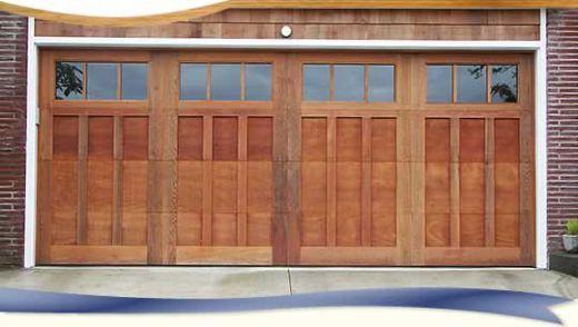 wood garage doors prices | Factors in Garage Door Prices