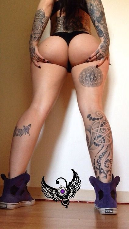 2K2BT Tattoo Style Clothing presents : Inked girl of the ...