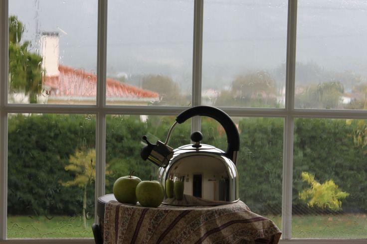 """Chaleira ❀ Alcôa - Chaleira muito útil, apresentando um design muito atual mas que nos remete para as """"cozinhas das avós"""". Além da sua excelente capacidade irá combinar com qualquer decoração na sua cozinha.  Inspired by Lemon"""