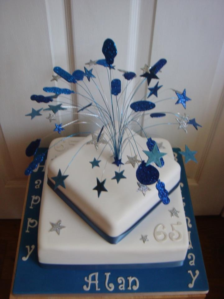 Man S 65th Birthday Cake Cakes Pinterest Birthday