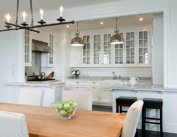White Kitchen M S Architecture Kitchen Pinterest