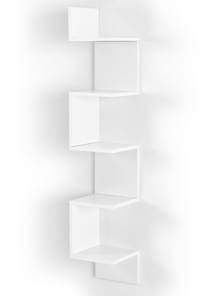 die besten 25 eckregal ideen auf pinterest ecke b cherregale eckablage einheit und kleiner. Black Bedroom Furniture Sets. Home Design Ideas