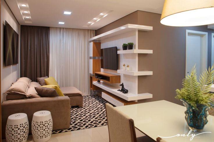 Busca imágenes de diseños de Salas de entretenimiento estilo moderno de Only Design de Interiores. Encuentra las mejores fotos para inspirarte y crear el hogar de tus sueños.