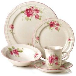 Locate additional or replacement pieces for your collection of discontinued Gibson Roseland dinnerware.  sc 1 st  Pinterest & 10 best My Dinnerware _ Gibson- Roseland pattern Wanted images on ...