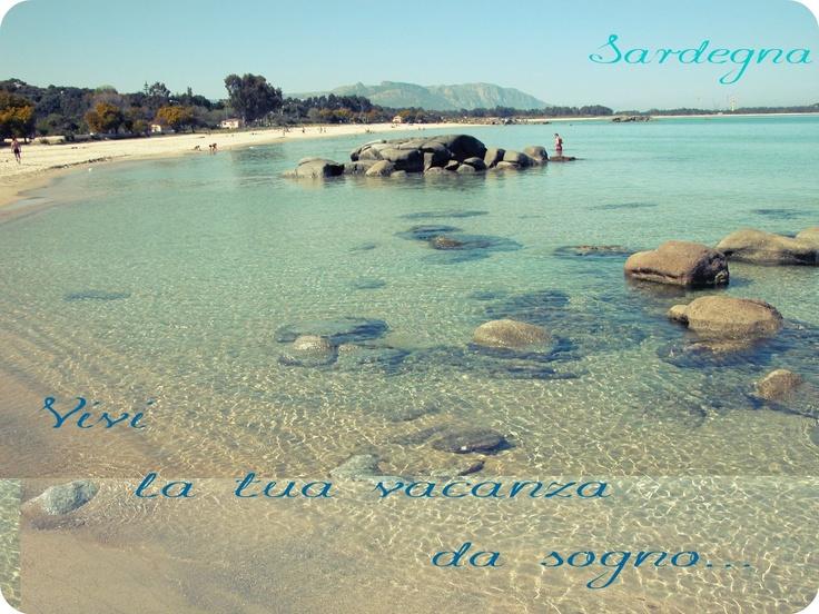 sogna in questa terra paradisiaca...
