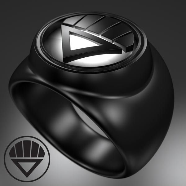 Black Lantern Power Ring
