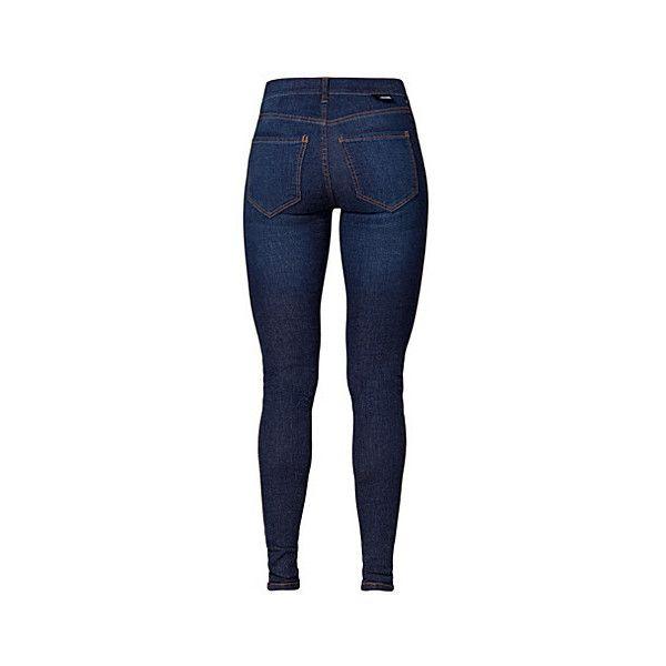 Plenty Pants - Dr Denim - Mörk blå - Jeans - Kläder - NELLY.COM Mode... ($55) ❤ liked on Polyvore featuring pants, bottoms, jeans, pants & jeans., pants/jeans, blue pants and dr. denim