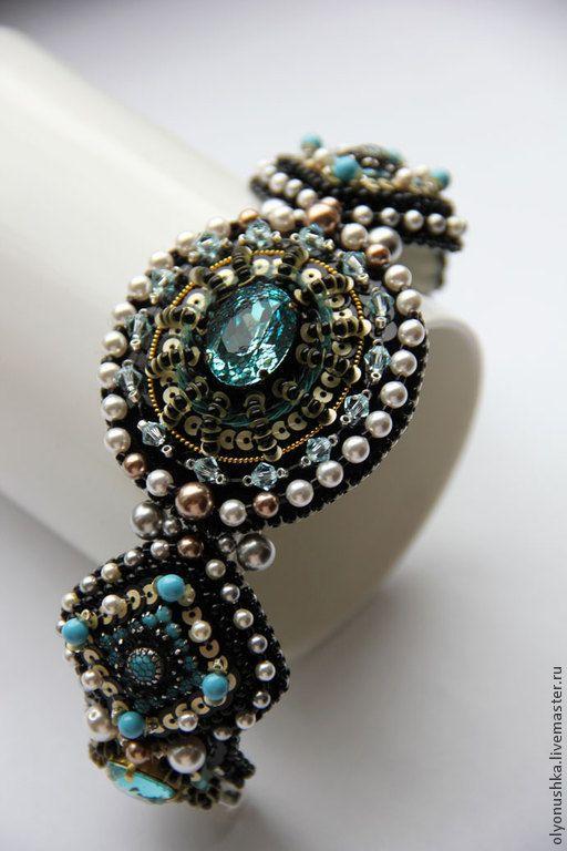 """Купить Браслет """"Urbino. ANCIEN ITALIE."""" - браслет, винтажные украшения, винтажный браслет"""