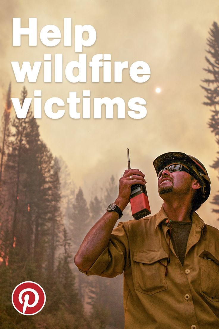 Let's help people affected by the California wildfires. Tap to donate to the American Red Cross's relief campaign today.