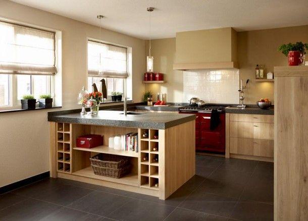 42 beste afbeeldingen over keuken op pinterest zoeken keuken verlichting en landelijke stijl - Klein keuken model ...