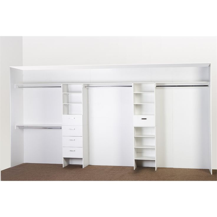 Find Bedford White Wardrobe Shelf Unit At Bunnings Warehouse Visit Your Local For The Widest Range Of Storage Cleaning Products
