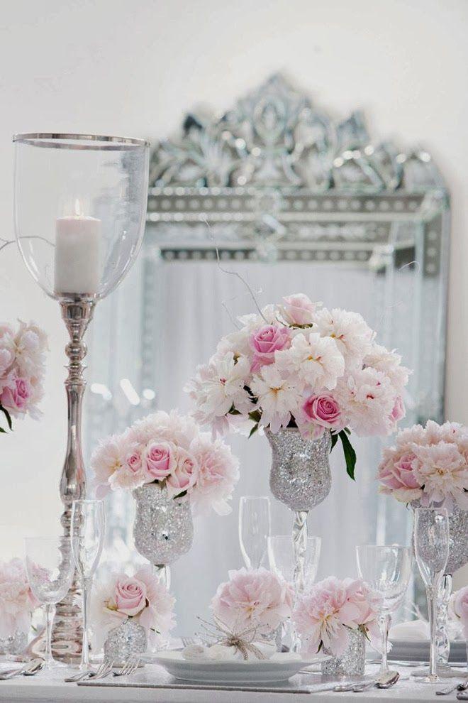 25 Stunning Wedding Centerpieces - 23th Edition…