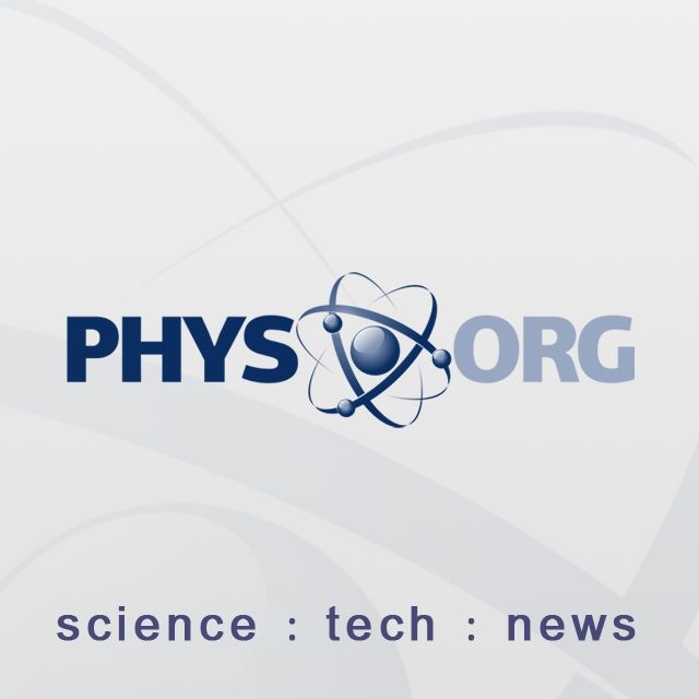 Physorg.com provides the latest news on physics, materials, nanotech, science and technology.  Updated Daily.