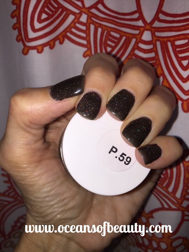P.59 EZdip Gel Powder. DIY EZ Dip. No lamps needed, lasts 2-3 weeks! Salon Quality done right in your own home! For updates, customer pics, contests and much more please like us on Facebook https://www.facebook.com/EZ-DIP-NAILS-1523939111191370/ #ezdip #ezdipnails #diynails #naildesign #dippowder #gelnails #nailpolish #mani #manicure #dippowdernails #sparkleandco