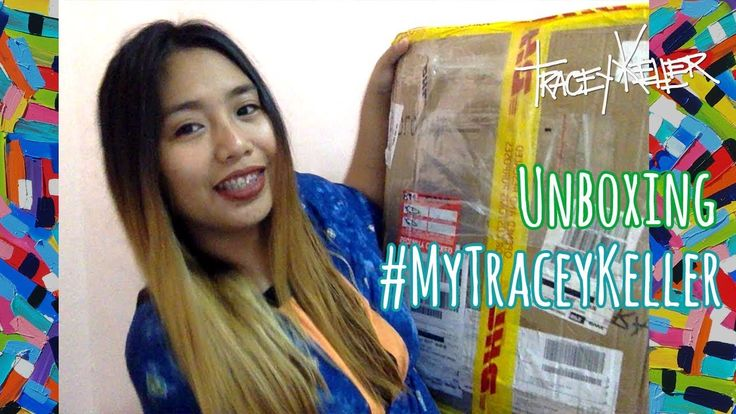 Team TK | Unboxing #MyTraceyKeller Surprise Pressiessss! feat. Jean