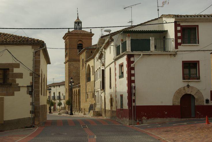 Enériz, Navarra, Camino Aragonés