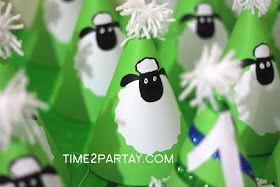 Time2Partay.blogspot.com: Qusai's Shaun the Sheep 1st Birthday