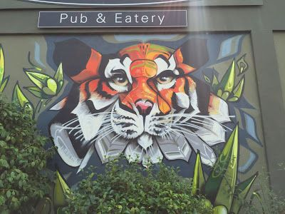 Phinney Market Pub and Eatery North Wall