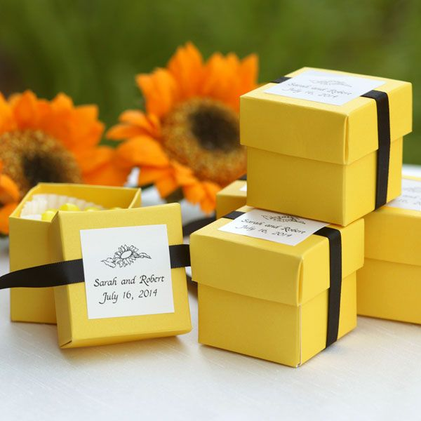 Yellow+Wedding+WeddingFavor.jpg 600×600 pixels