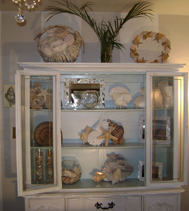 """Shell Seeker"" Coastal Bedroom"