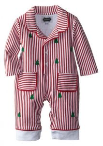 Design Dazzle has collected the cutest pajamas for your Baby's First Christmas!