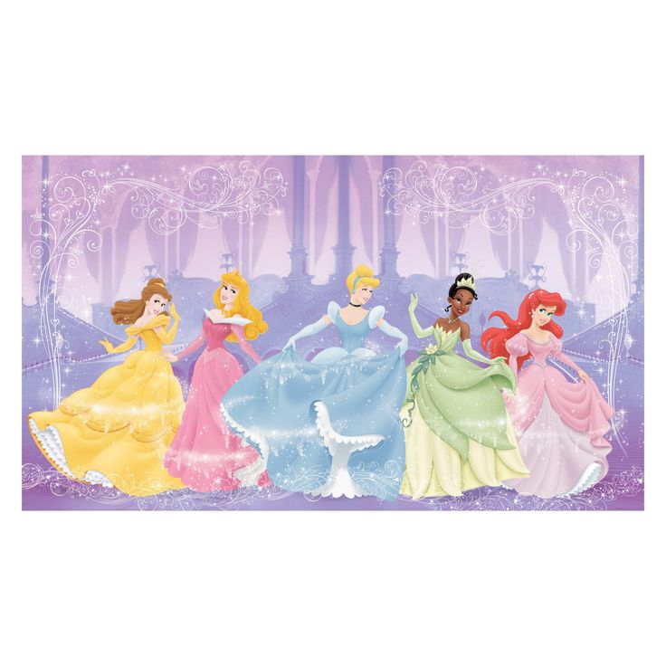 25 best ideas about disney mural on pinterest disney for Disney princess mural asda