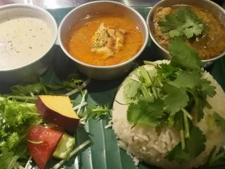 五反田で味わう本格マレーシア料理のお店 ちりばり