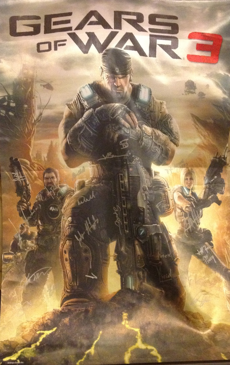gears of war funny - photo #24