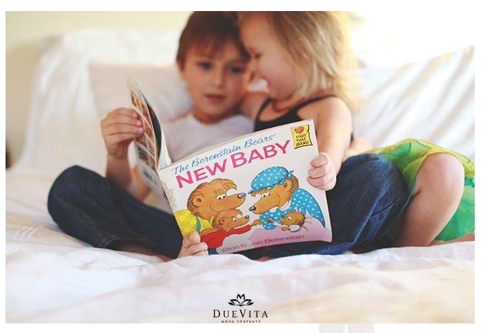Inspiração: como anunciar a gravidez em fotos | DueVita - Futura Mamma -
