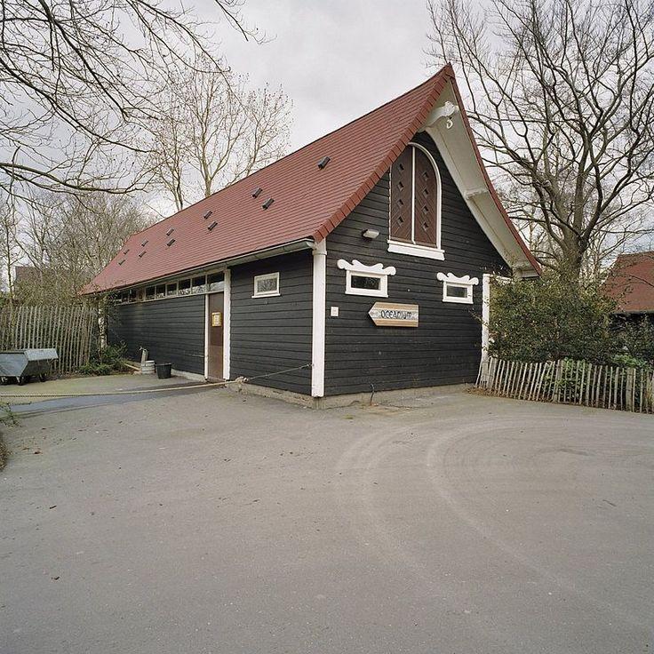 Sybold van Ravesteyn, Diergaarde Blijdorp, Rotterdam 1939-1941