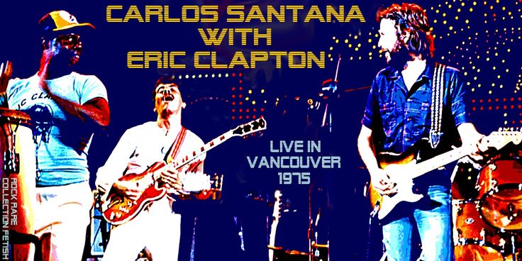 CARLOS SANTANA & ERIC CLAPTON - Live at Pacific Coliseum Vancouver 3 August 1975 ARTISTIC COVER Of DANILO JANS ART Dal sito ROCK RARE COLLECTION FETISH rockrarecollectio... e DANILO JANS ART danilojansart.blo... Works of Danilo JANS executed in mixed media . Visionary artist and surrealist Italian , creates his works thanks to a connection with parallel universes. Danilo Jans was born in 1957 and lives in Pont Saint Martin in the Aosta Valley ( Italy )