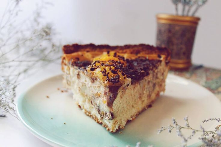 Malawi Mocha & Mandarin Cheesecake   One Authentic Life Recipe  
