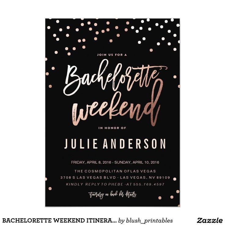 Weekend Getaway Invitation as beautiful invitations layout