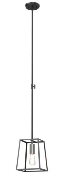 Suspendu simple, DOMIN DVP29021 BN/GR DOMINION VENTURES | Multi Luminaire