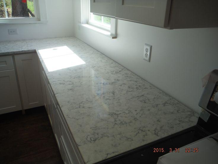 Rococo LG Viatera Quartz Kitchen Countertop Install For The Satterfield  Family. Knoxvilleu0027s Stone Interiors.
