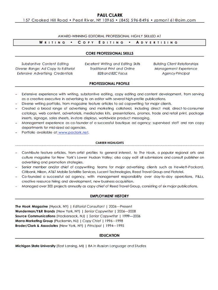 resume writer  ny nj metro based awardwinning freelance