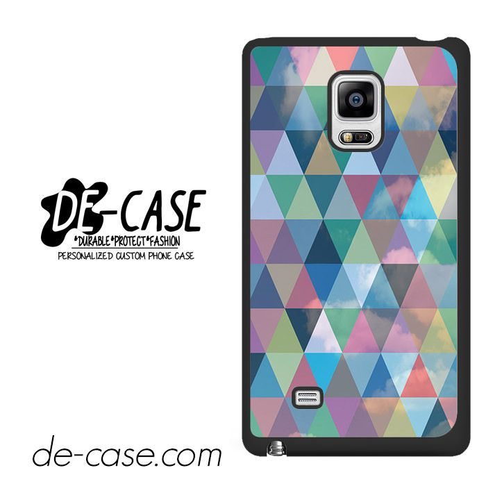 Geometric Sky DEAL-4632 Samsung Phonecase Cover For Samsung Galaxy Note Edge