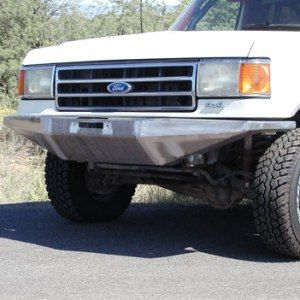 for bronco off road bumper | ... 73-96 FULL SIZE » BODY » FS BUMPERS & RACKS » BRONCO BUMPERS 87-91